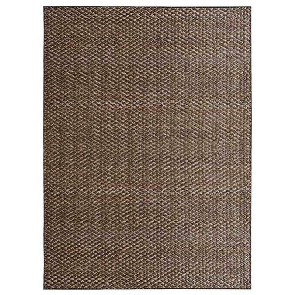 Housel Light Brown Indoor/Outdoor Area Rug by Ebern Designs