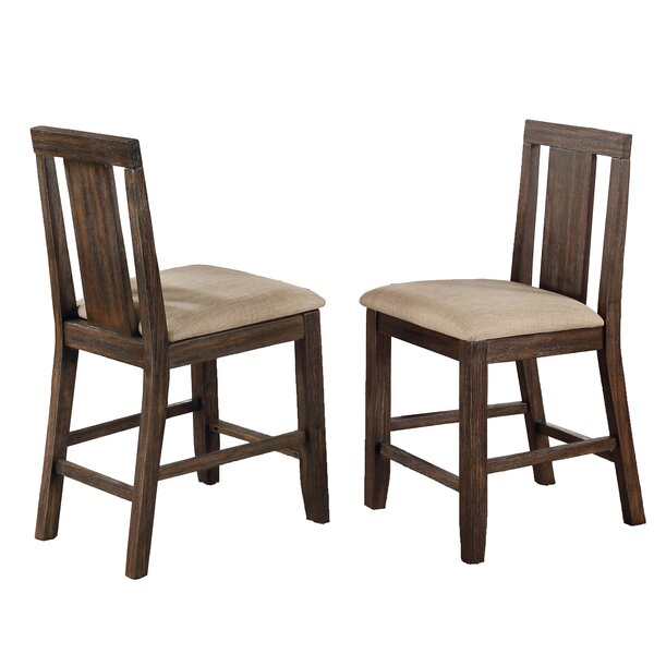 Santina Counter Height Dining Chair (Set of 2) by Millwood Pines