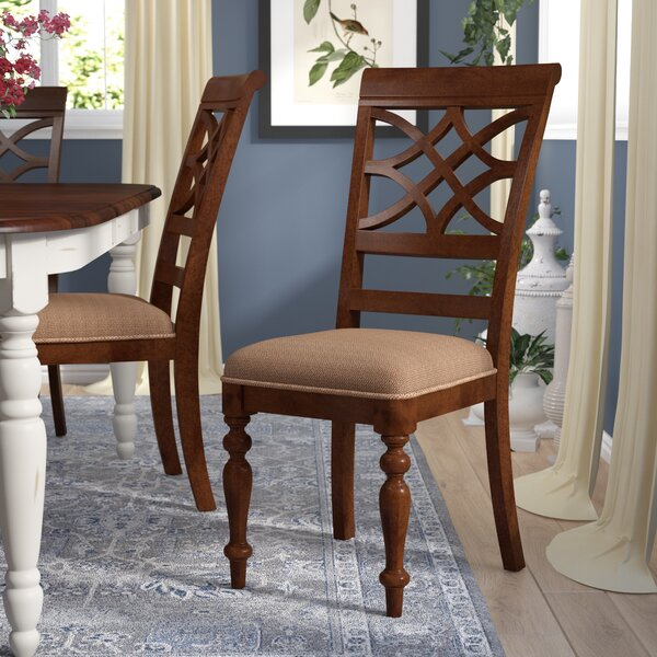Blue Hills Side Chair (Set of 2) by Three Posts