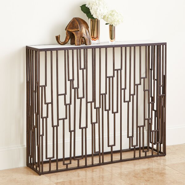 Review Shingle Hall Console Table