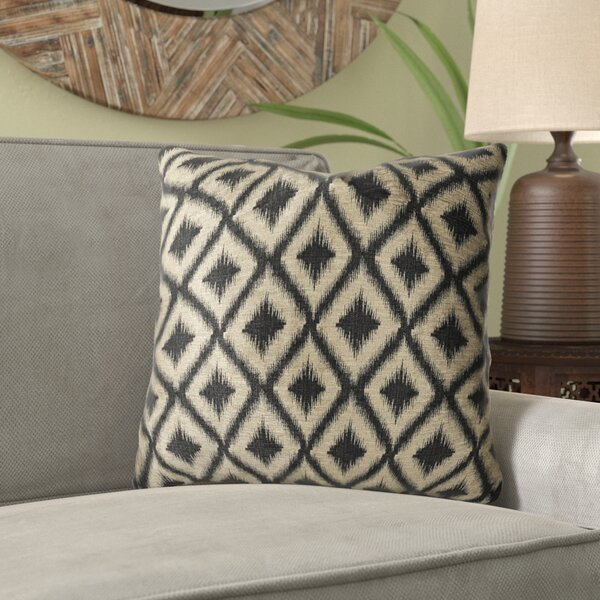 Aledo Luxury Pillow by Bloomsbury Market