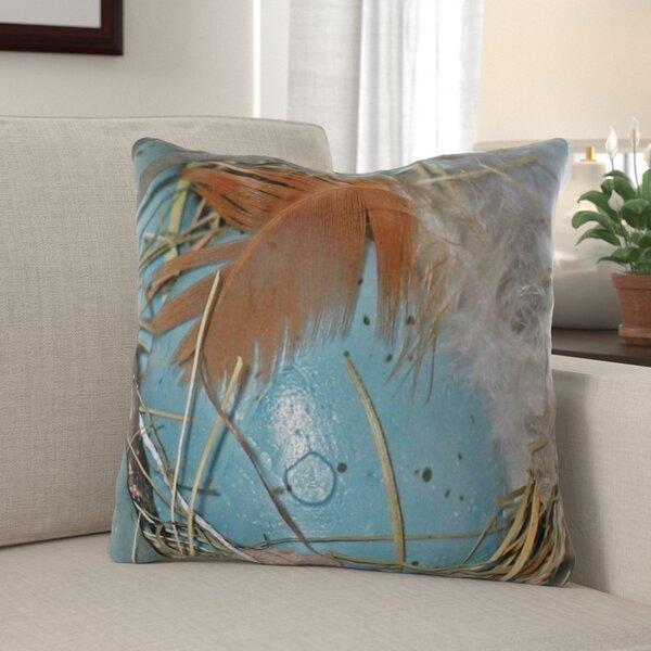 Alondra Easter Eggs Throw Pillow
