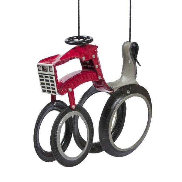 Tractor Tire Swing by M&M Sales Enterprise