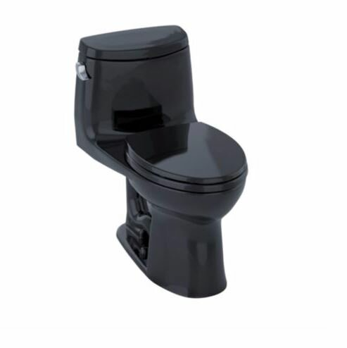 Ultramax II Het Double Cyclone 1.28 GPF Elongated One-Piece Toilet by Toto