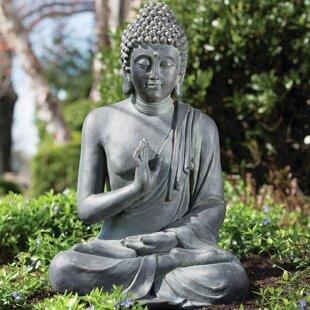 Captivating Thai Buddha Garden Statue