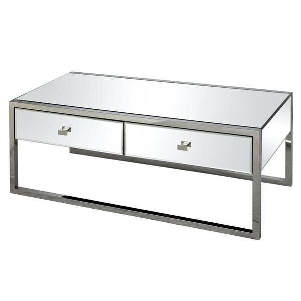 Hebert Coffee Table With Storage