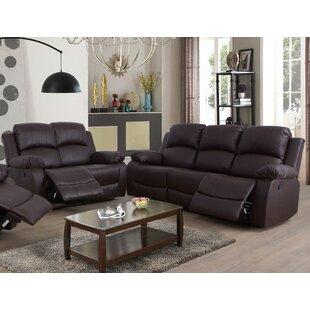 Napolitano 2 Piece Reclining Living Room Set by Winston Porter