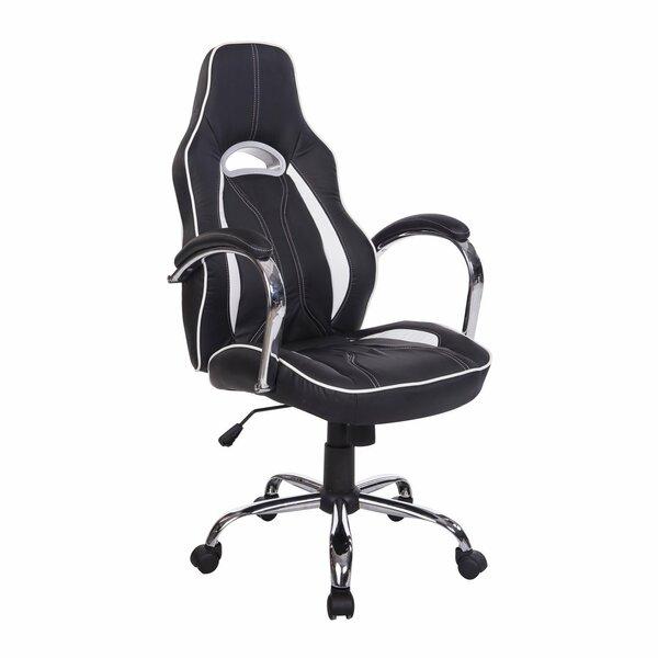Dustin High Back Racing Ergonomic Gaming Chair by Ebern Designs