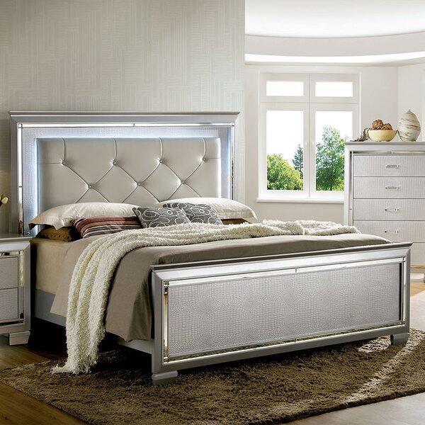 Bokan Lake Upholstered Standard Bed by Rosdorf Park