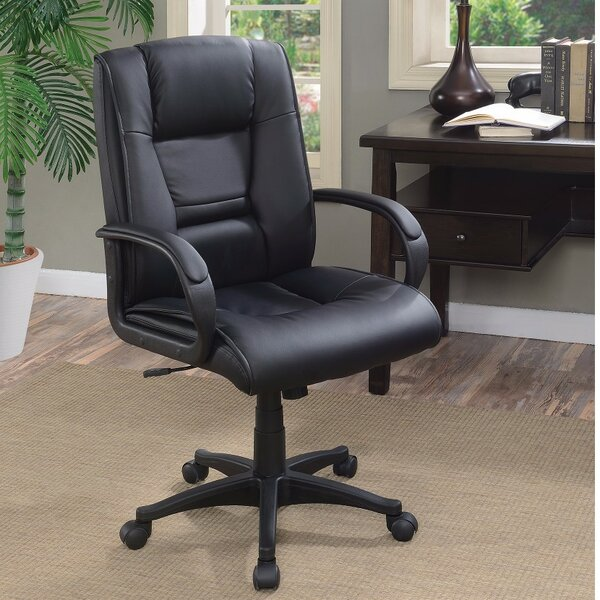 Redrick Comfortable Executive Chair by Charlton Home