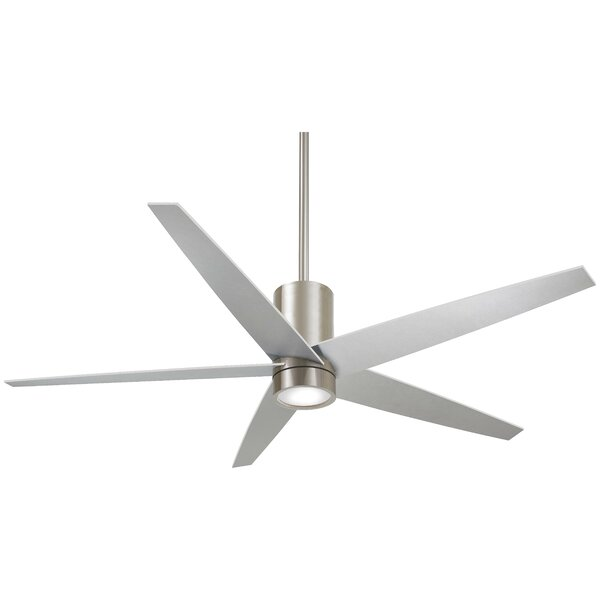 56 Symbio 5 Blade LED Ceiling Fan by Minka Aire