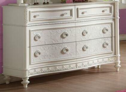 Ector 6 Drawer Double Dresser by Harriet Bee