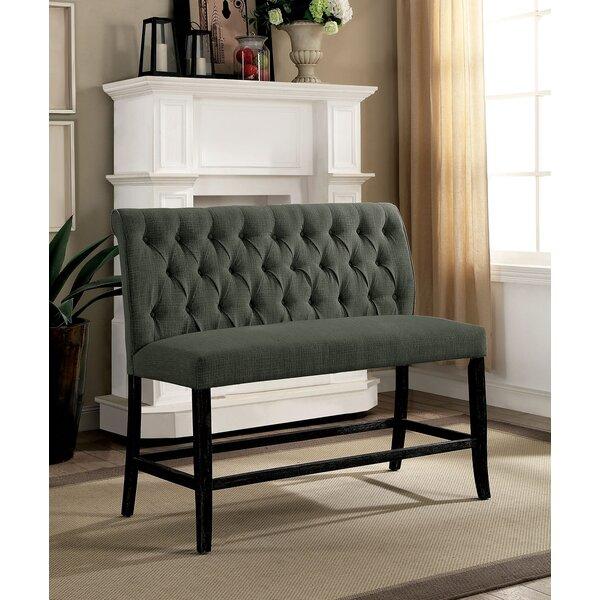 Benhurst Upholstered Bench by Gracie Oaks