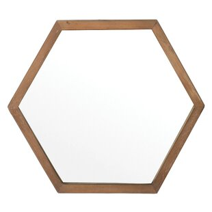 Union Rustic Ginevra Hanging Accent Mirror