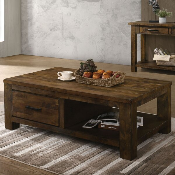 Bondurant Coffee Table By Millwood Pines