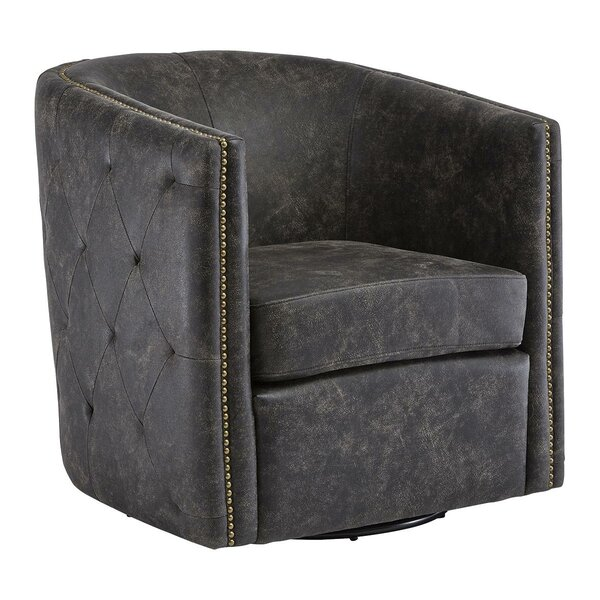 Mapother 22-inch Barrel Chair by Latitude Run Latitude Run
