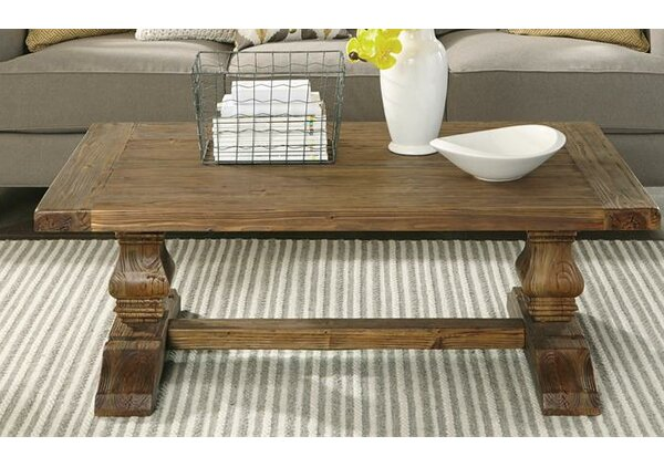 Woosley Coffee Table by Gracie Oaks