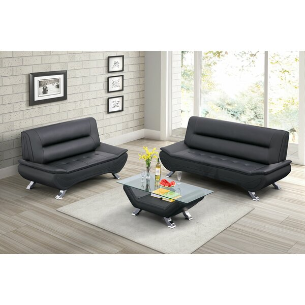 Normanson 2 Piece Living Room Set by Orren Ellis