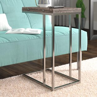 Leora End Table By Wrought Studio