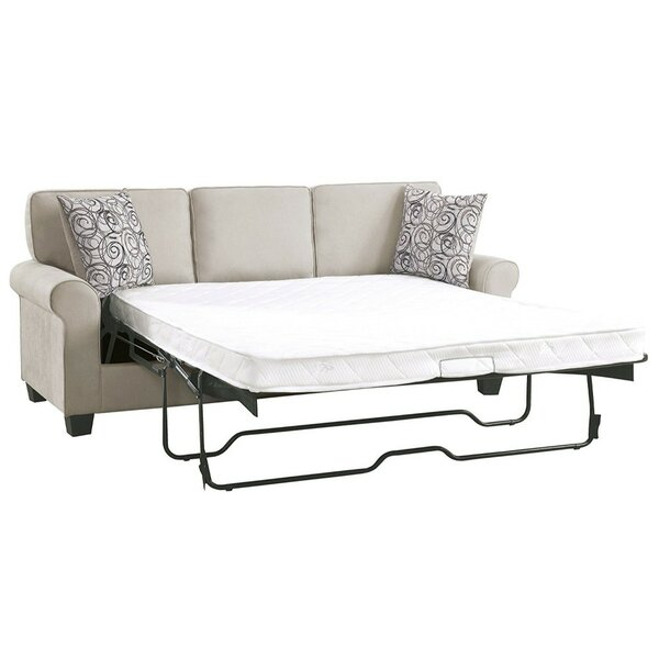 Torbert Wooden Sofa Bed by Darby Home Co