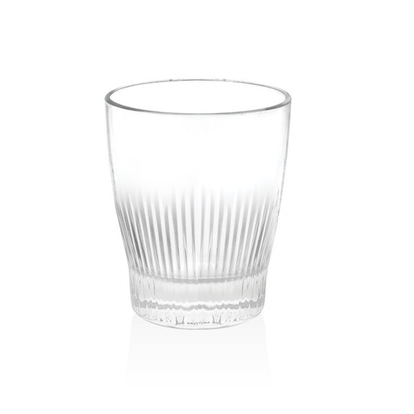 Chisel 10 Oz. Old Fashioned Glass (Set of 8) by Front Of The House