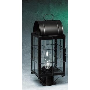 Reviews Xzavier 1-Light Lantern Head By Breakwater Bay