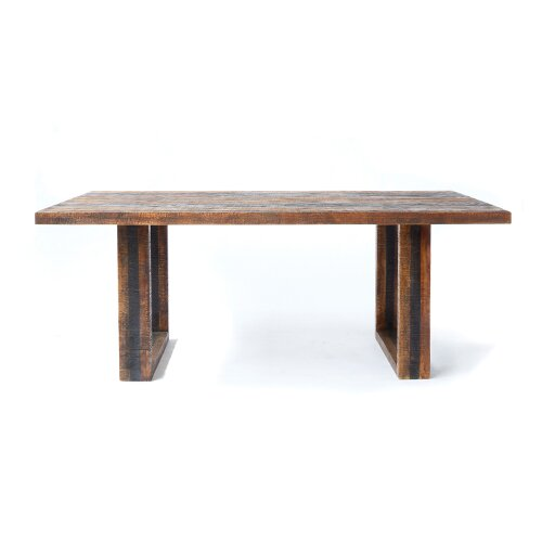 Collinsworth Solid Wood Dining Table by Foundry Select