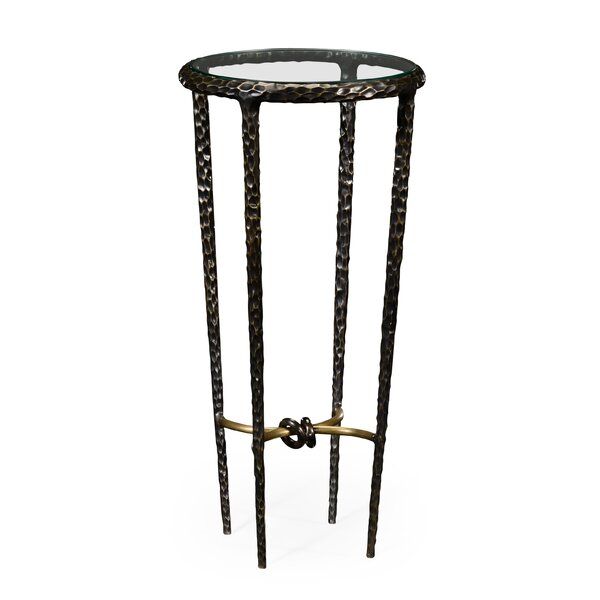 Circular End Table by Jonathan Charles Fine Furniture