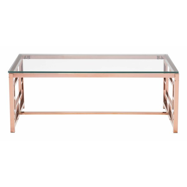 Brianah Coffee Table by Rosdorf Park