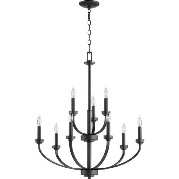 Mattias 9-Light Candle Style Chandelier by Alcott Hill