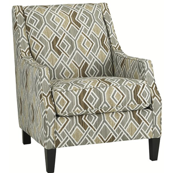 Kelleia Armchair by World Menagerie