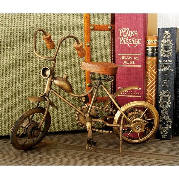 Metal Wood Model Cycle Set (Set of 2) by Cole & Grey