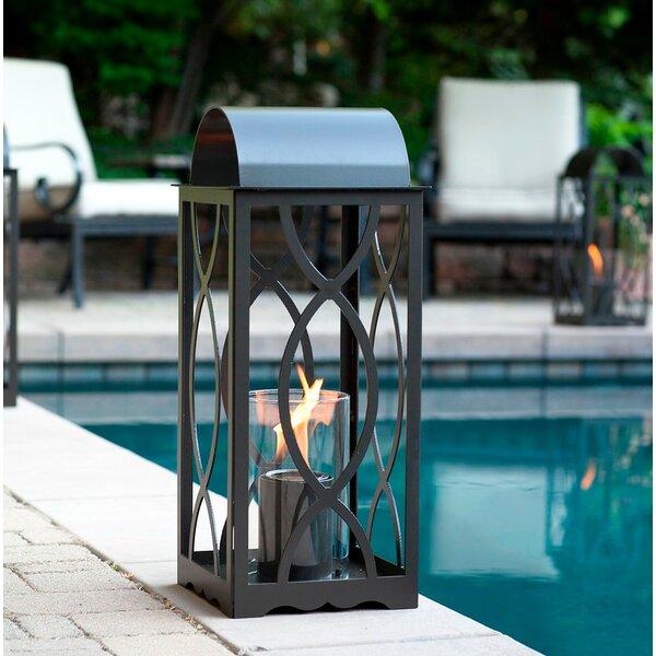 Augusta Metal Lantern by Terra Flame