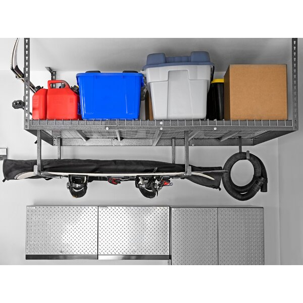 VersaRac Adjustable Ceiling Shelving Unit by NewAge Products