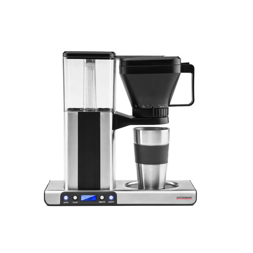 1.25 Liter Filterkaffeemaschine Brew Advanced Design Gastroback   Küche und Esszimmer > Kaffee und Tee   Gastroback