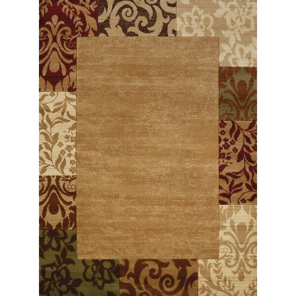 Beige Area Rug by United Weavers of America