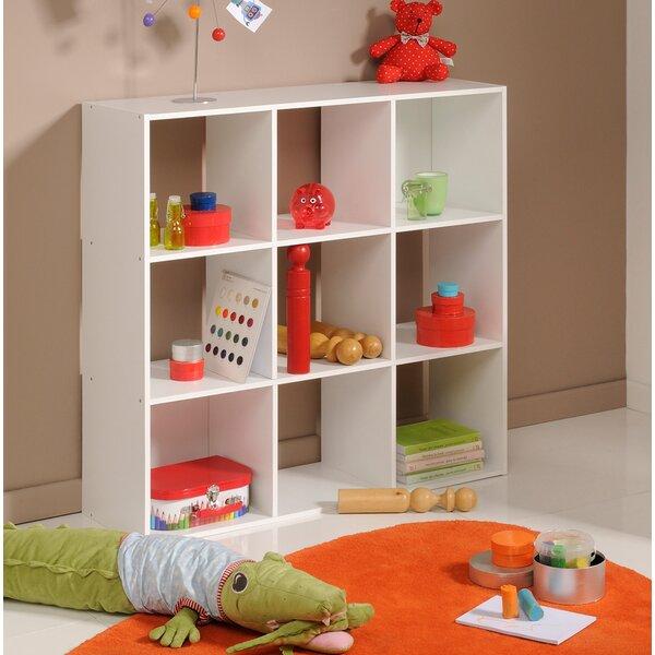Aarav 9 Cube Bookcase By Ebern Designs
