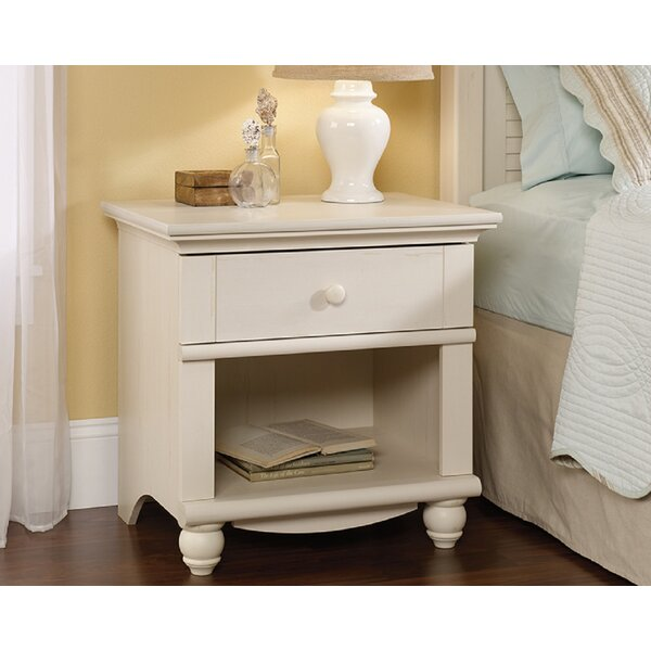 Mccall 1 Drawer Nightstand by Rosalind Wheeler