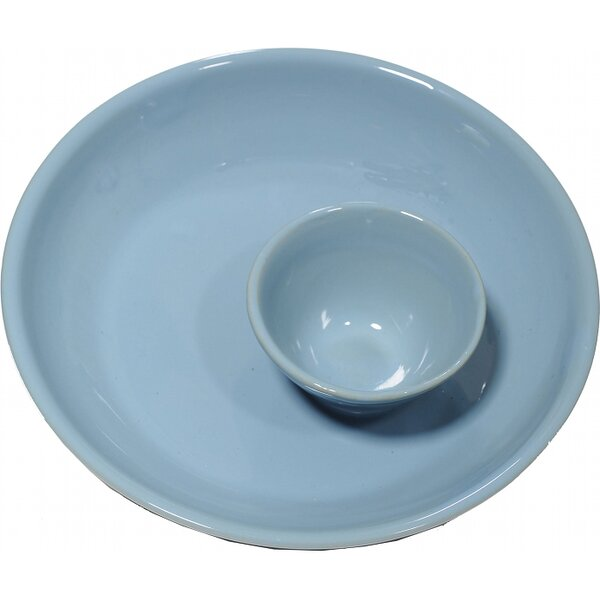 Ritza Bowl Chip and Dip Platter by Red Barrel Studio