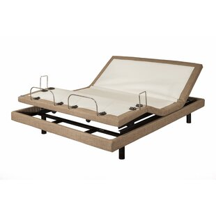 Dahlia Adjustable Bed Base And Mattress by Blissful Nights