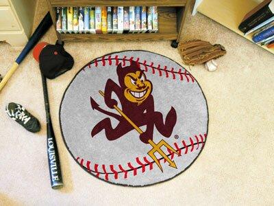 NCAA Arizona State University Baseball Mat by FANMATS