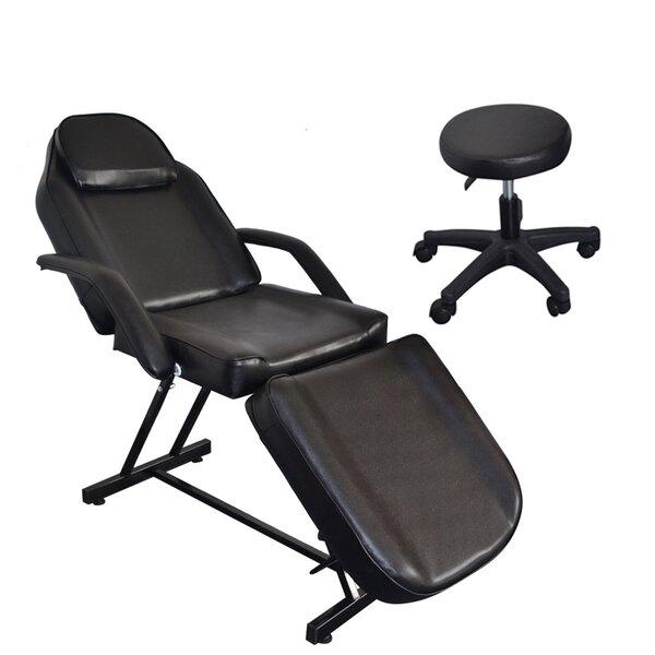 Tattoo Full Body Massage Chair By Latitude Run