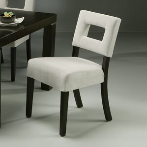 Jakarta Dining Chair with Bella Grey Fabric by Impacterra