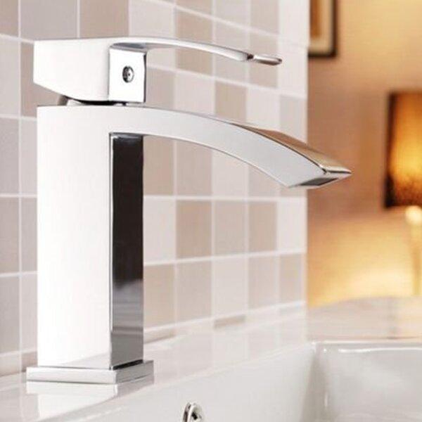Pure One Handle Single Hole Bathroom Faucet