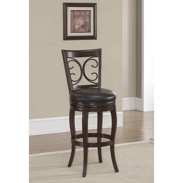 Taranto 26 Swivel Bar Stool by American Heritage