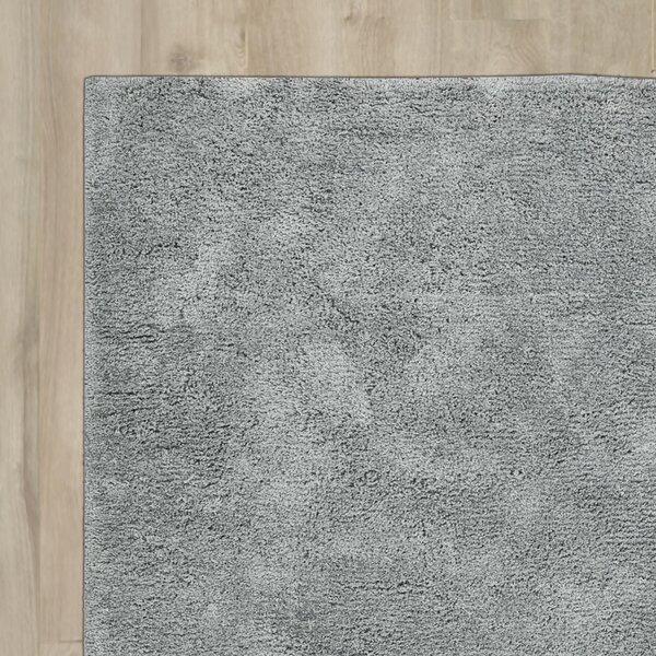 Kissena Hand-Tufted Aqua Area Rug by Wrought Studio