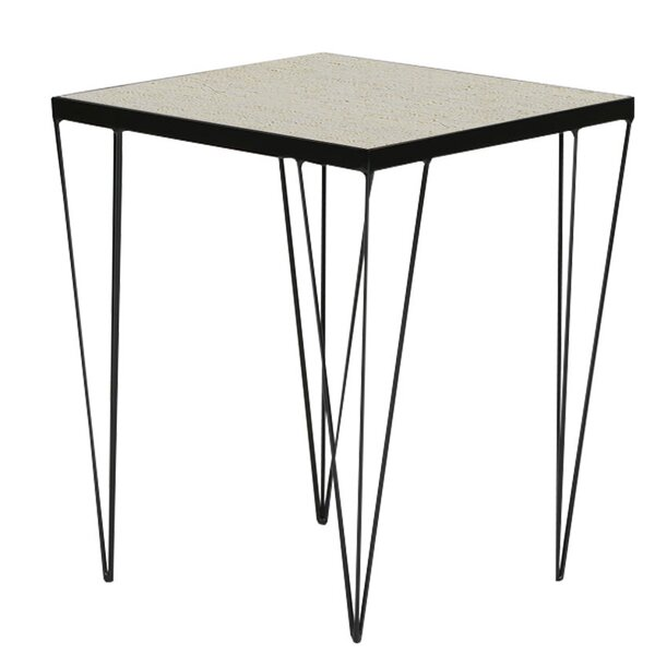 Gee End Table by Wrought Studio