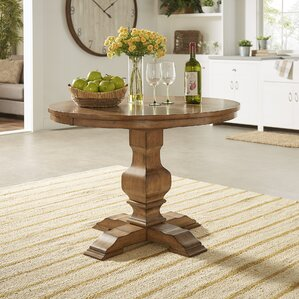 Fortville Extendable Dining Table by Three Posts