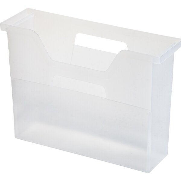 Small Desktop File Box by IRIS USA, Inc.
