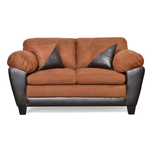 Weekend Shopping Wednesbury Loveseat by Ebern Designs by Ebern Designs